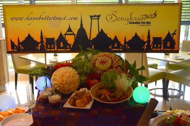 Songkran Sawadee Pee Mai @ Swez Brasserie, Eastin Hotel, Bayan Lepas, Penang (1)