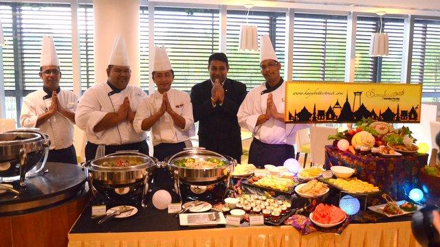 Songkran Sawadee Pee Mai @ Swez Brasserie, Eastin Hotel, Bayan Lepas, Penang (22)