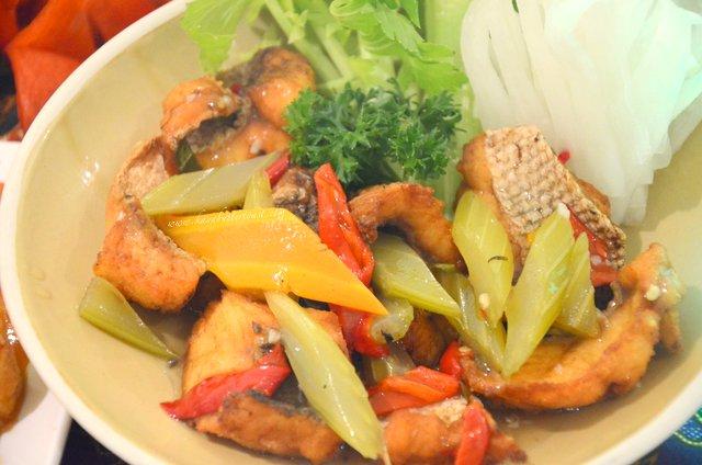 Songkran Sawadee Pee Mai @ Swez Brasserie, Eastin Hotel, Bayan Lepas, Penang (8)