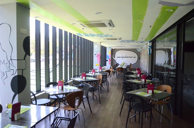 Thai Set Lunch 2015 @ Zest Bar Cafe, Glow Hotel, Georgetown, Penang (1)