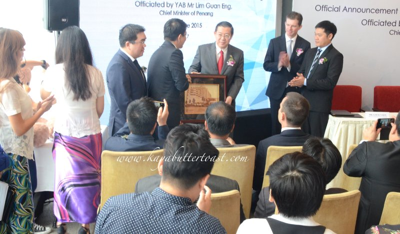 Announcement Press Conference of DoubleTree Resort by Hilton Penang @ 32 Mansion, Georgetown, Penang (14)