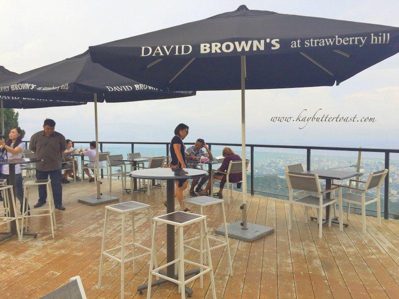 [Buy 1 Free 1 Set] David Brown Restaurant & Tea Terrace @ Penang Hill, Air Itam, Penang (3)