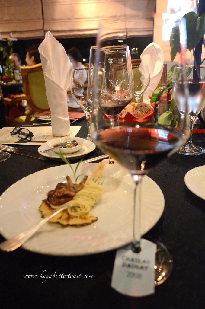 Chateau Daugay Wine Dinner 2015 @ The View Restaurant, Equatorial Hotel Penang (17)