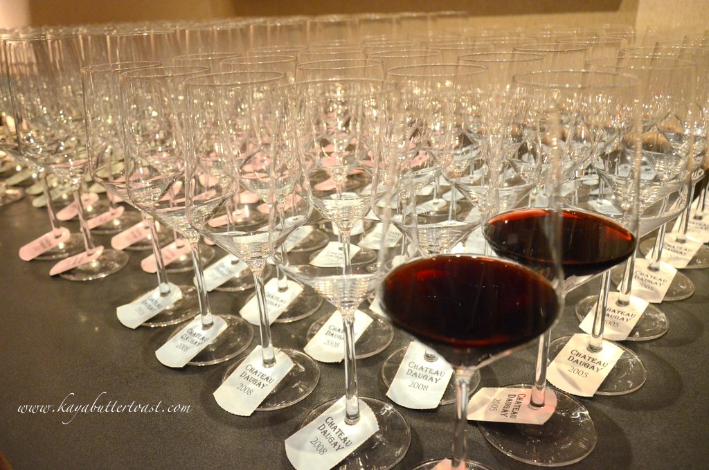 Chateau Daugay Wine Dinner 2015 @ The View Restaurant, Equatorial Hotel Penang (7)