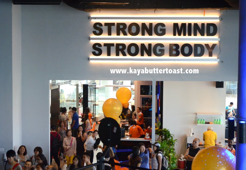 The Launching of Orient Fitness Gold @ Gurney Paragon Mall, Gurney Drive, Penang (18)