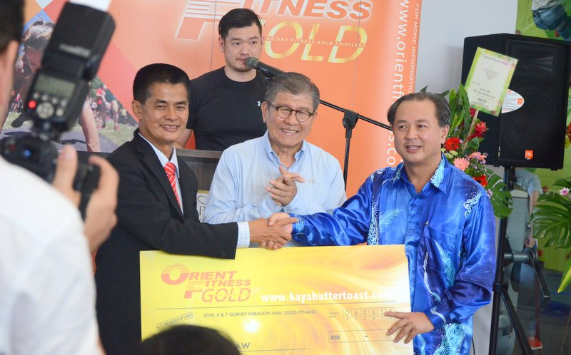The Launching of Orient Fitness Gold @ Gurney Paragon Mall, Gurney Drive, Penang (20)