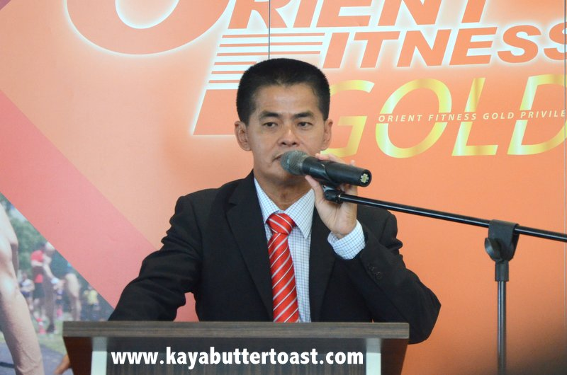The Launching of Orient Fitness Gold @ Gurney Paragon Mall, Gurney Drive, Penang (3)