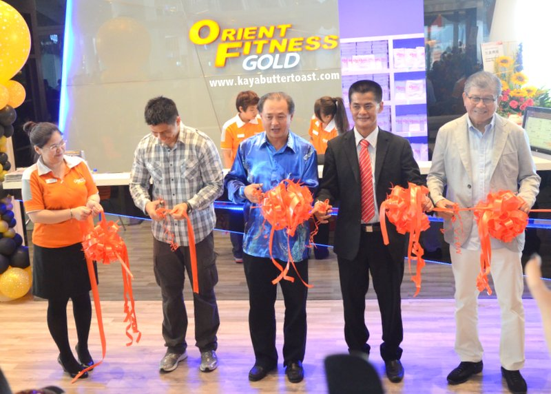 The Launching of Orient Fitness Gold @ Gurney Paragon Mall, Gurney Drive, Penang (5)