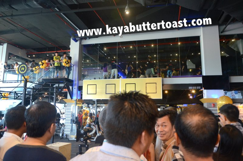 The Launching of Orient Fitness Gold @ Gurney Paragon Mall, Gurney Drive, Penang (7)