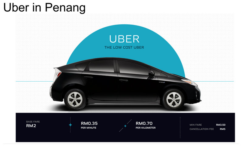 Uber Has Finally Arrived In Penang & Enjoy Free Uber Rides in Penang (5)