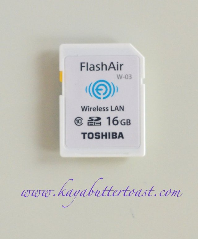 Cannot Detect Toshiba FlashAir W-03 SD Card After Plugging