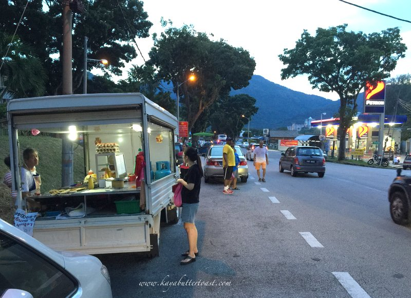 Hillside Tanjung Bungah Uncle Burger Van @ Tanjung Bungah, Penang (2)