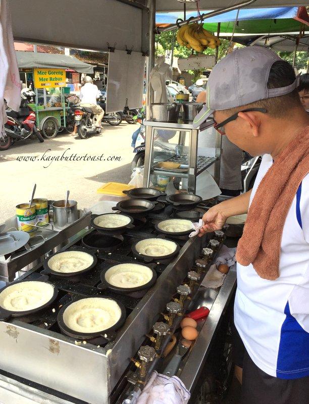 Pancake Corner 加料万煎羔 @ In Front Joo Huat Restaurant, Perak Road, Penang (2)