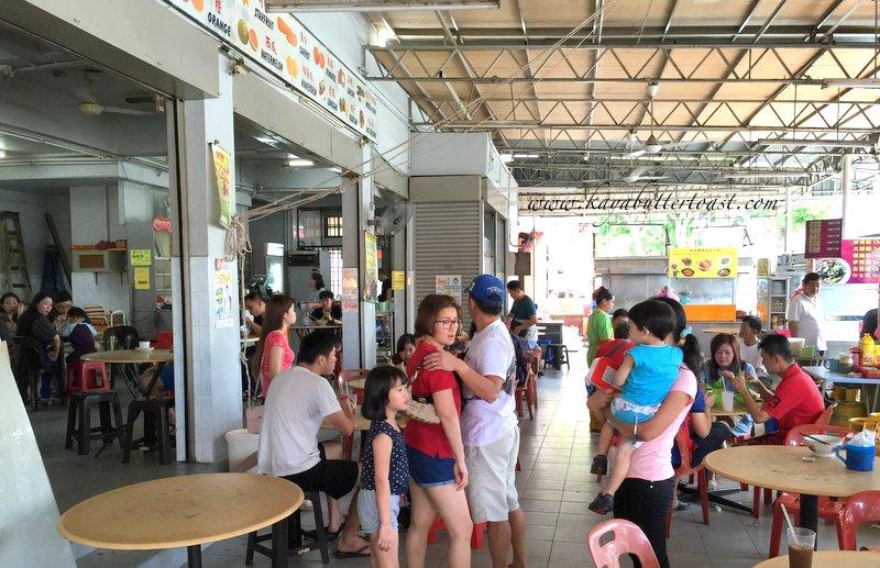 The Famous Kim Leng Perak Road Loh Mee 大路后金龙卤面 @ Joo Huat Restaurant, Perak Road, Penang (7)
