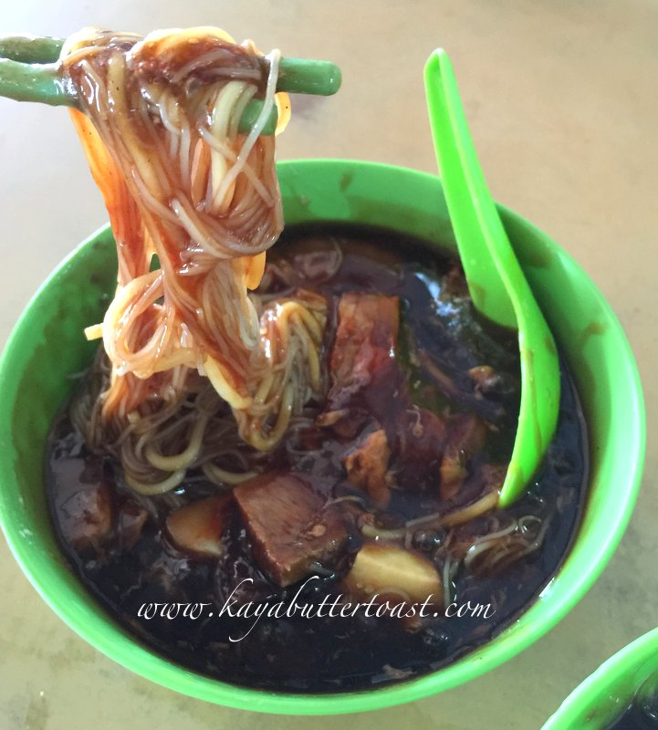 The Famous Kim Leng Perak Road Loh Mee 大路后金龙卤面 @ Joo Huat Restaurant, Perak Road, Penang (9)