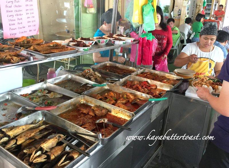 The Famous Kum Kee Special Economy Food @ Seng Huat Cafe, Perak Road, Penang (10)