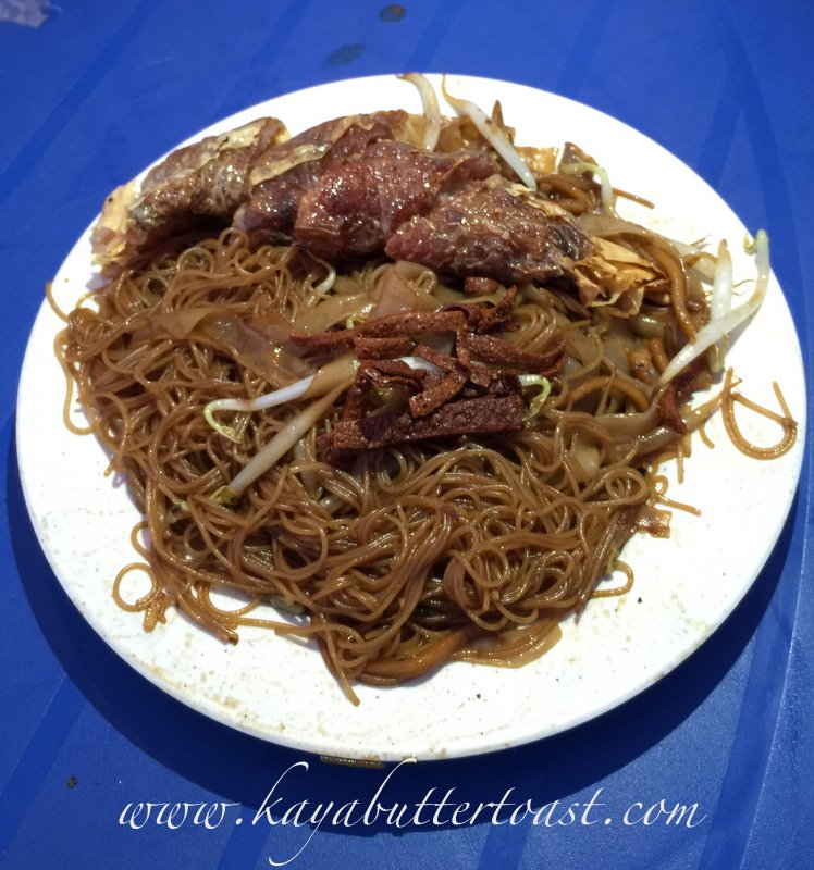 Tye Sin Street aka 四条路 or 4th Road Economy Bee Char Bee Hoon @ Lebuh Tye Sin, Georgetown, Penang (5)