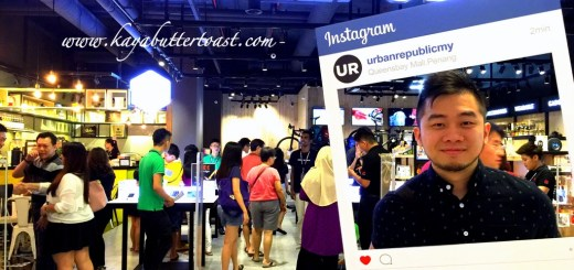 Grand Opening of Urban Republic Flagship Outlet @ Queensbay Mall, Bayan Lepas, Penang (1)