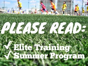 Kaya FC Elite Training & Summer Program