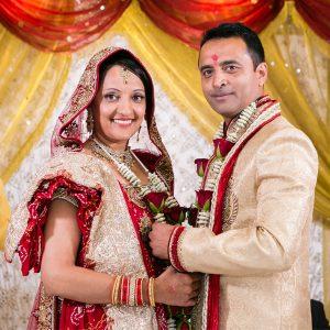 Indian asian wedding photographer london - Harish and Neeta