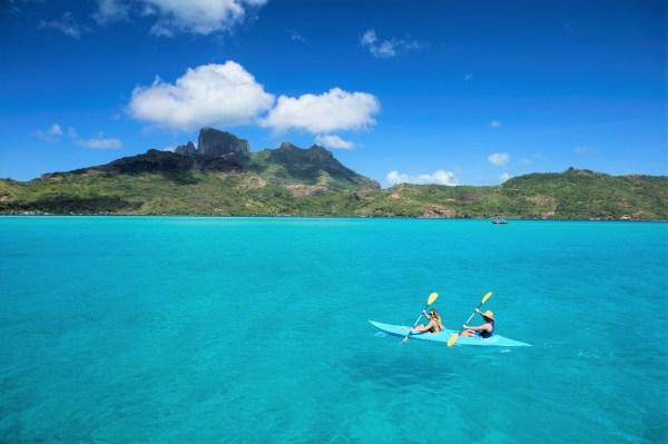 Things to Do Bora Bora Tahiti