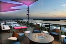 Heartland Hotels With Rooftop Bars Perfect Summer