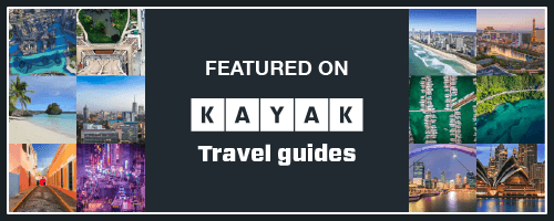 Featured on Kayak