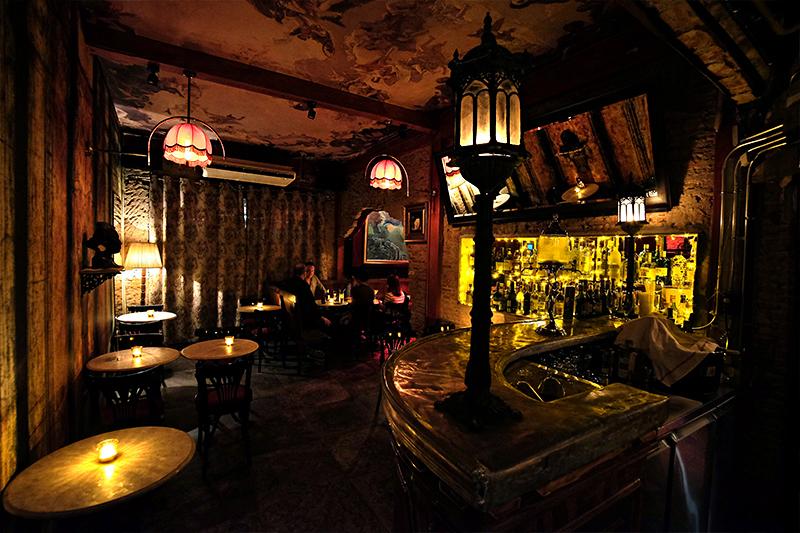Bangkok's best speakeasies - Smalls