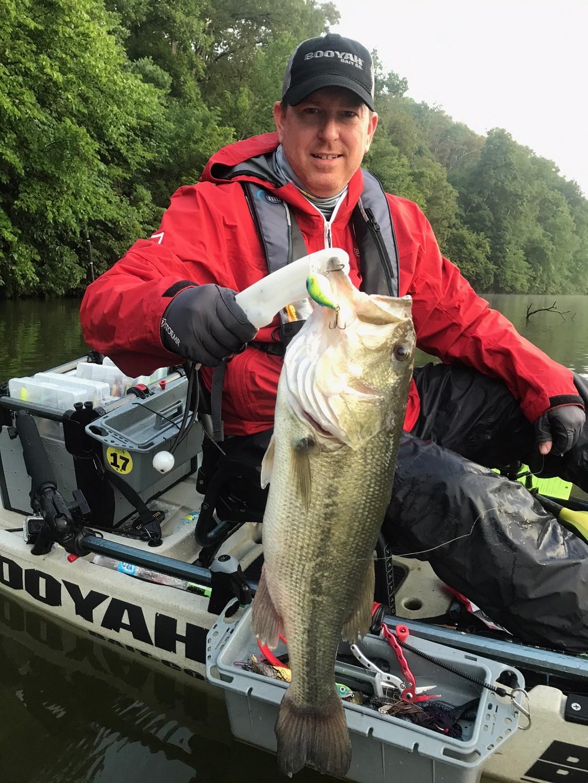 Booyah Flex II Square Bill Review - Kayak Fishing Focus