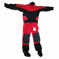 Shakoo Breathable Nylon Men's Kayaking Drysuit