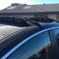 Soft Roof Racks  Set of 2 | Kayaks Direct