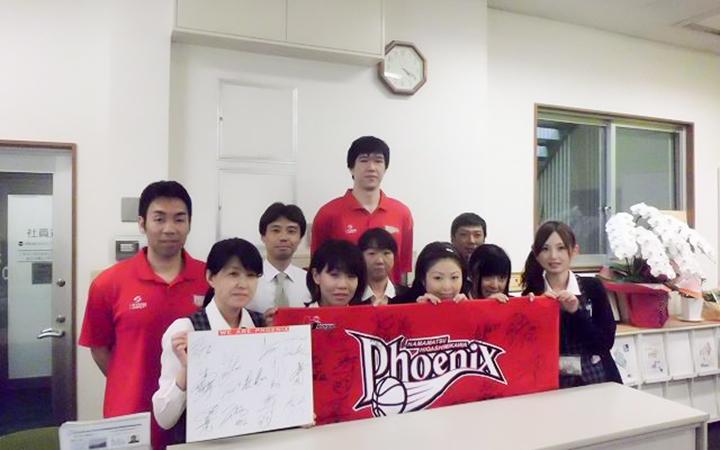 浜松 東三河 フェニックス バスケットボール