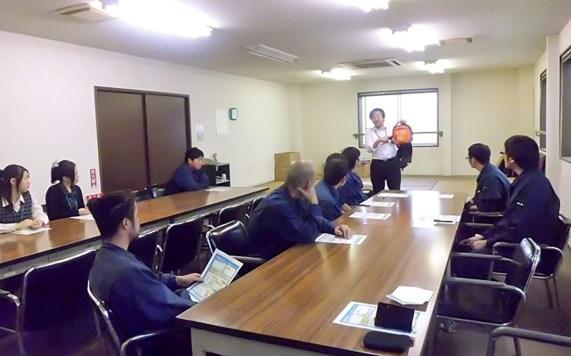 豊川営業所 AED講習 - 1