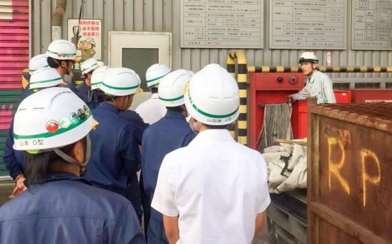 CSR活動 消火訓練 2017-1