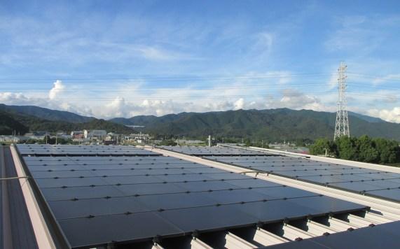 環境経営 太陽光発電