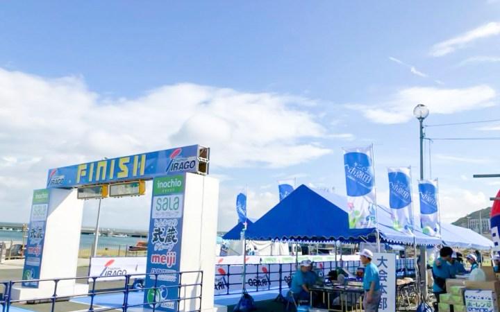 第32回トライアスロン伊良湖大会 2018