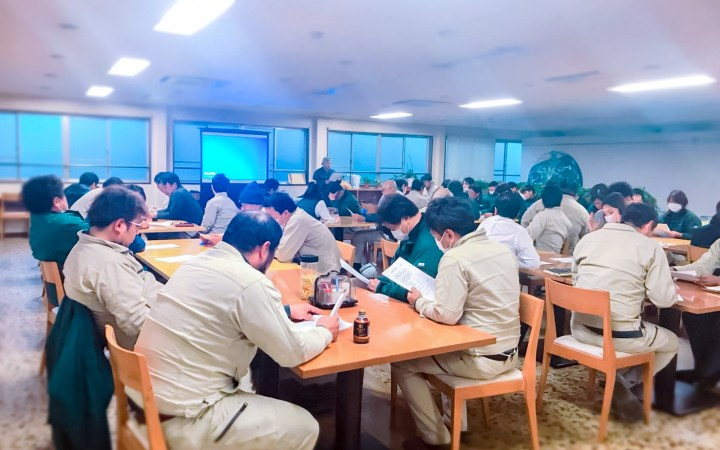 防火訓練 愛知県 ゴミ処理 産業廃棄物処理