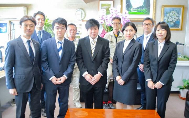 産業廃棄物処理 ゴミ処理 リサイクル 愛知県 採用 新入社員 2019