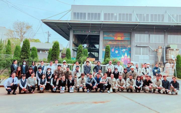 ベトナム 実習生 産業廃棄物処理 ゴミ処理 愛知県