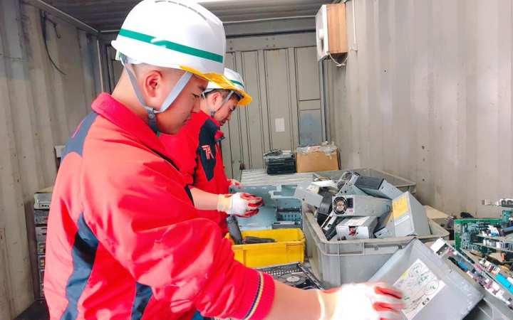 愛知県 産業廃棄物処理 ゴミ処理 CSR活動 インターンシップ