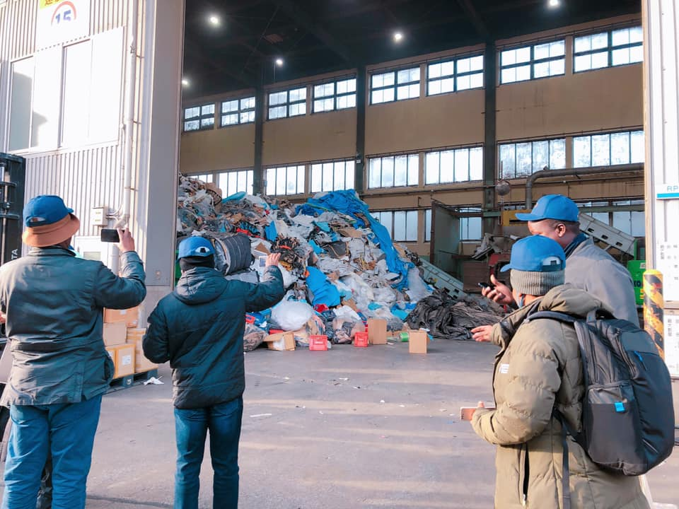 JICA中部 中部リサイクル運動市民の会 総合的な廃棄物管理