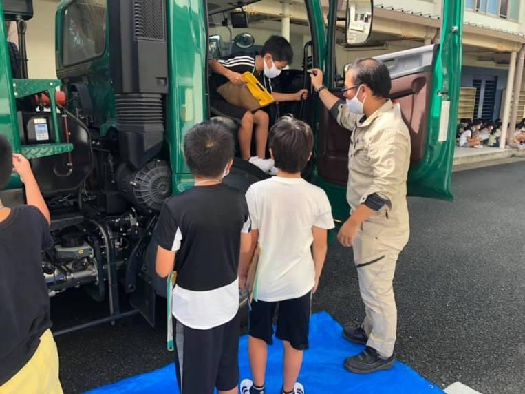 愛知県 豊川市 小坂井東小学校 環境授業