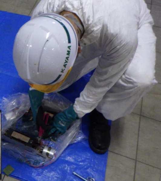 PCB含有安定器 分離作業 愛知県 一宮市