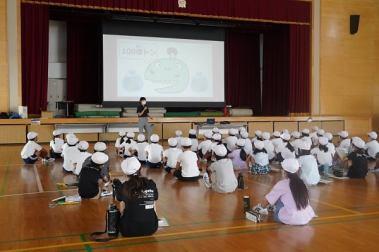 豊川市立小坂井東小学校 環境授業 SDGs 環境授業