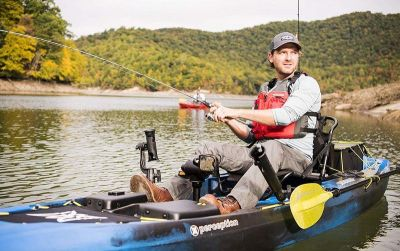 6 Best Pedal Kayak for Fishing – Reviewed in 2020