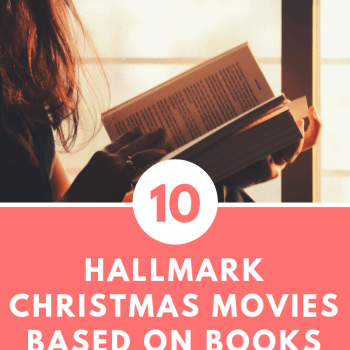 Hallmark Christmas Movies Based on Books in 2018