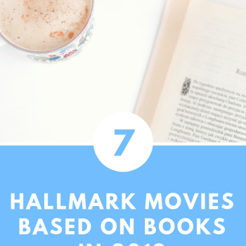 Books Adapted to Hallmark Movies