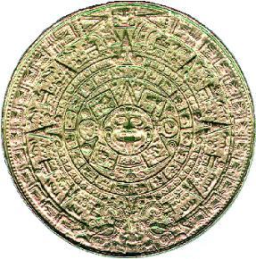 Aztek Takvim Taşı