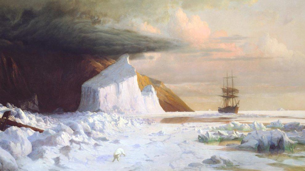 An Arctic Summer - William Bradford