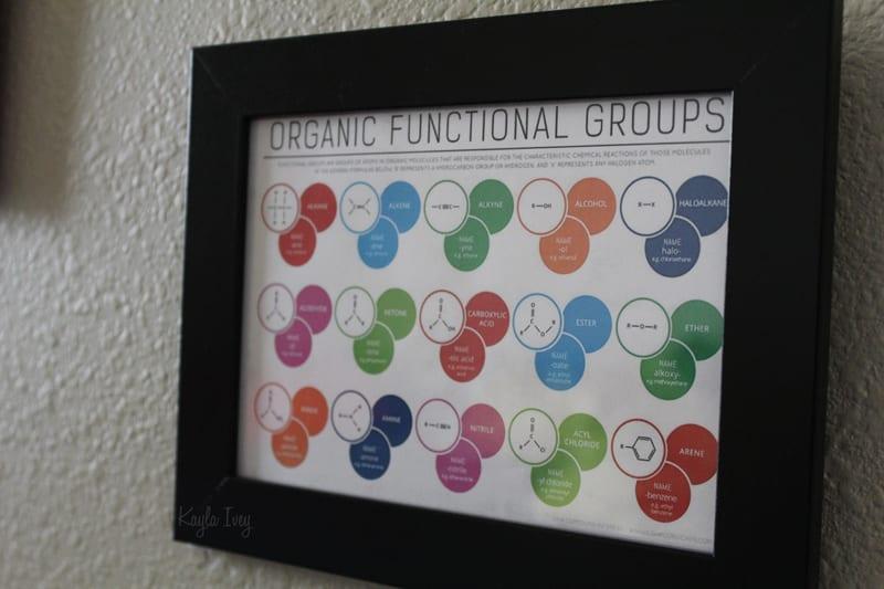 Organic Functional Groups